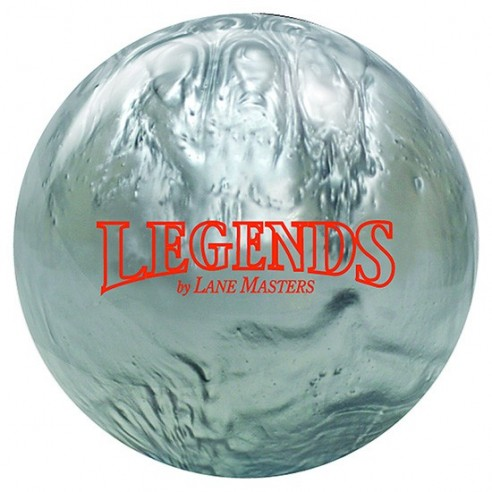 Legends Spare Ball SILVER 13#