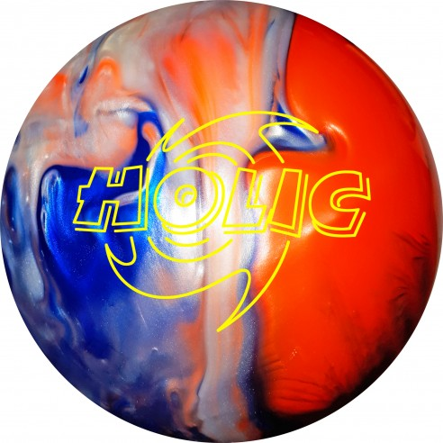 HOLIC - ORANGE/BLUE/WHITE 12#