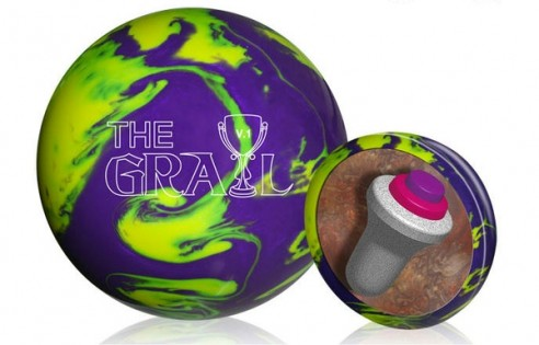 THE GRAIL V1 (Purple/Hot Lemon)