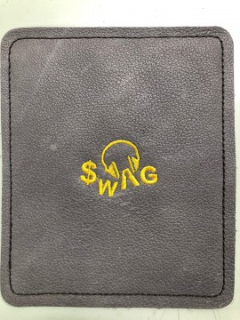 SWAG PREMIUM LEATHER BALL SHAMMY