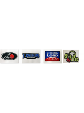 LM/LF/LEGENDS/SWAG PATCHES - 3 PACK