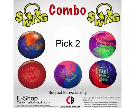 SWAG 2 BALL COMBO